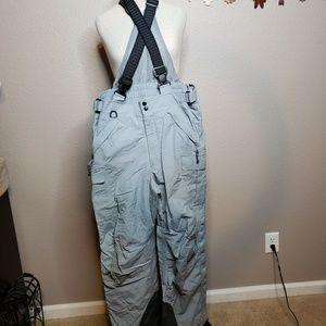 Unisex overall snowpants